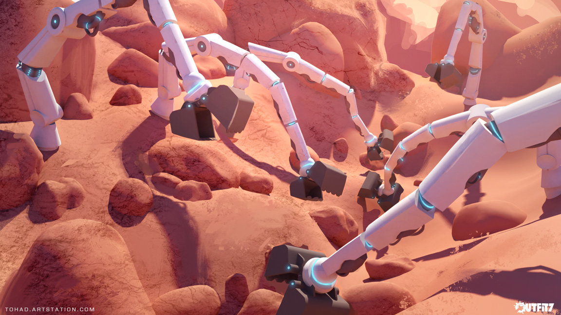 Mars Pop introduction concepts