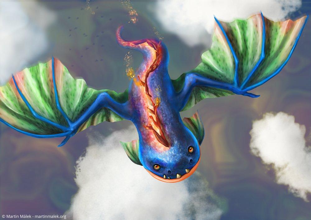 Little Dragon full