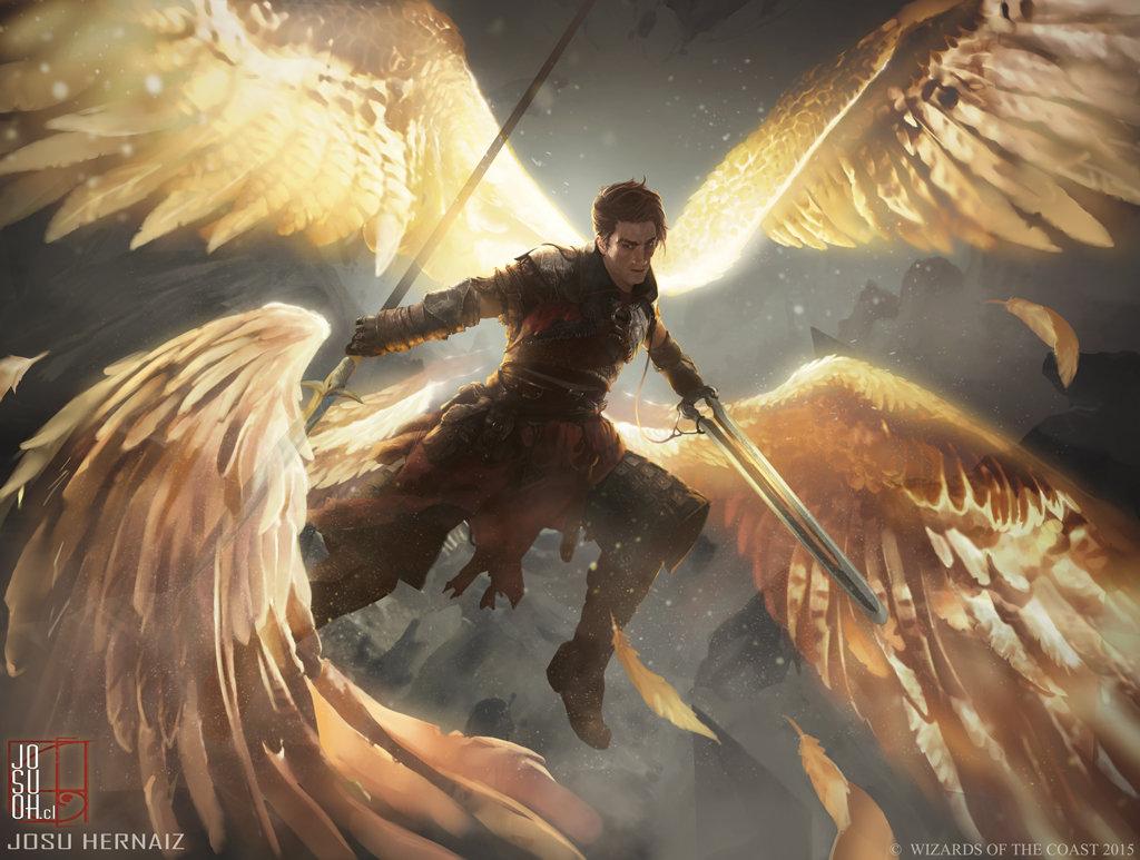 Josu hernaiz angelic gift