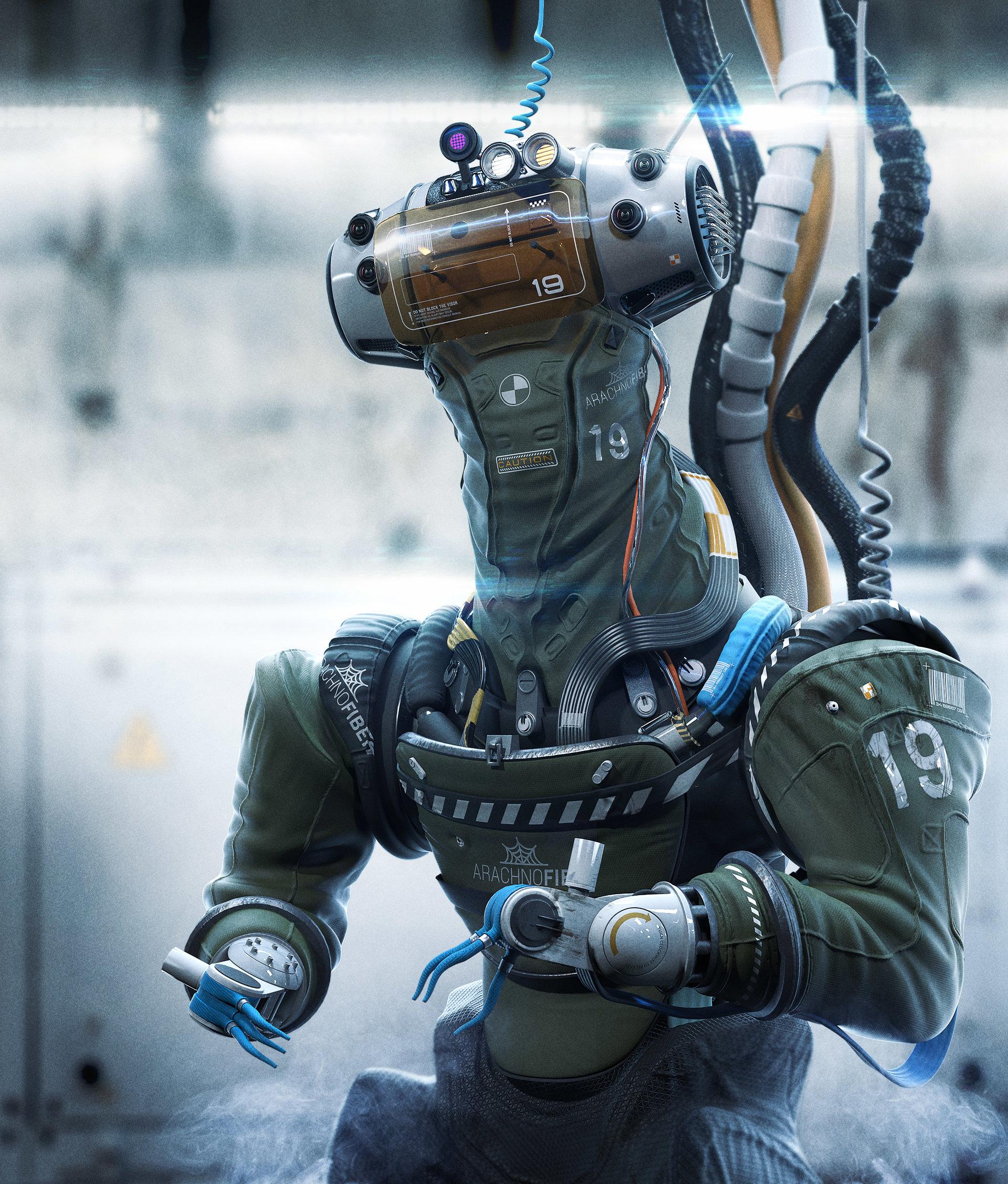 Igor sobolevsky robob hero