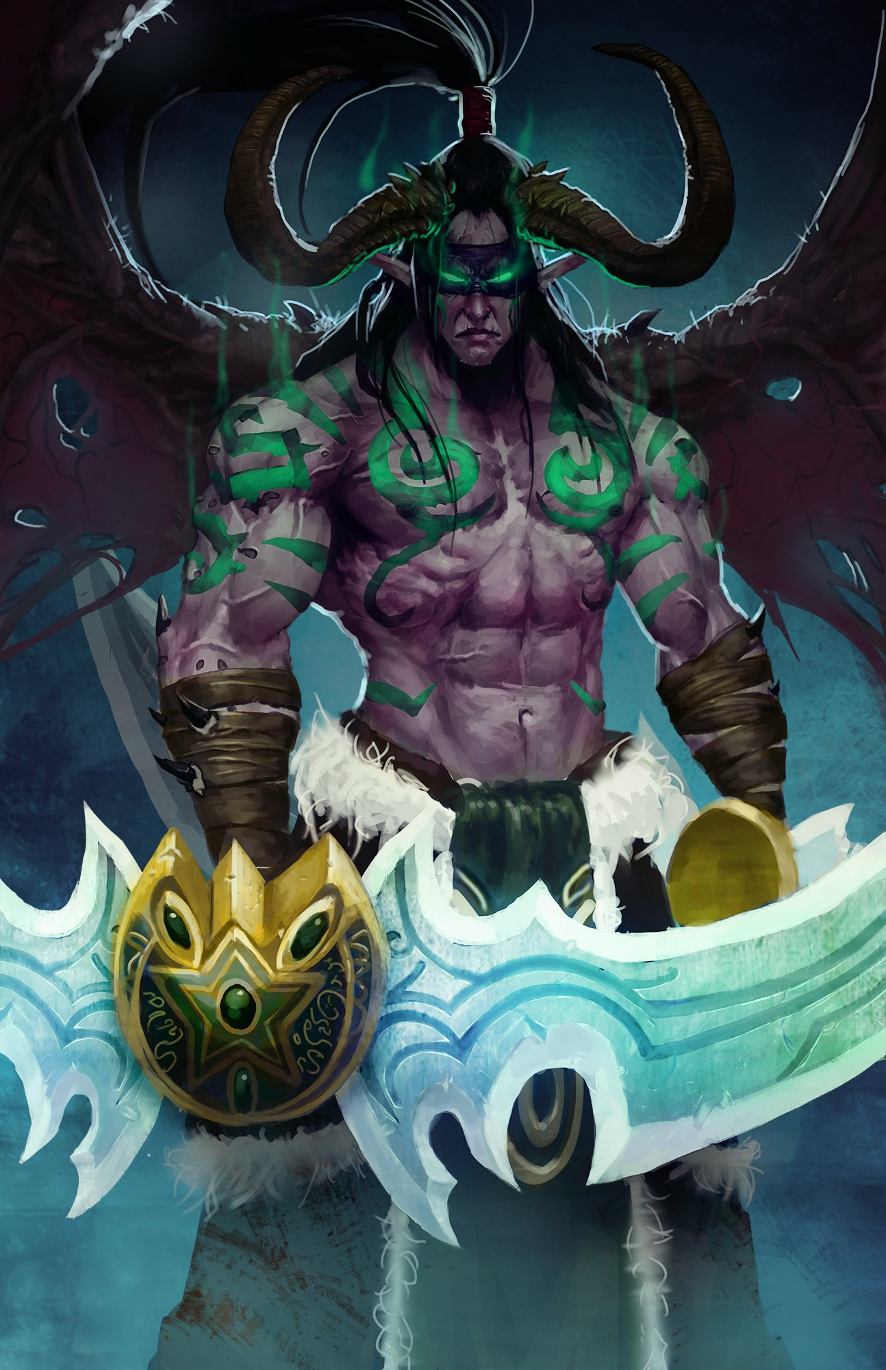 Jeff chen illidan