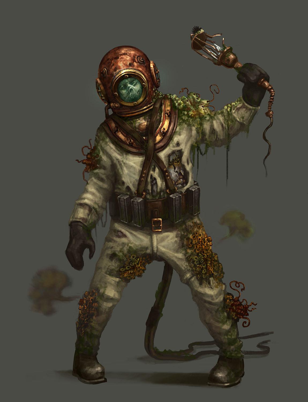 TAE _ - Sea Zombie-2
