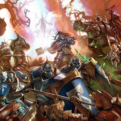 Diego gisbert llorens warrior chamber wip9a