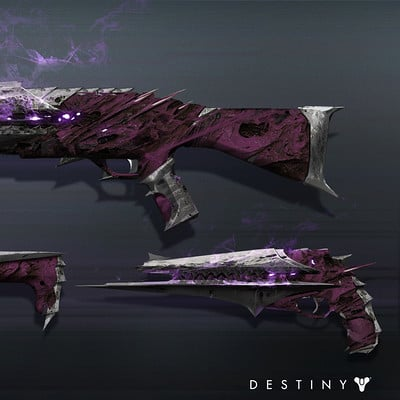 Adrian majkrzak am destiny raidweapons