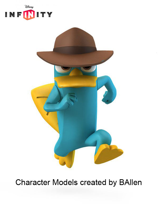 Perry model by BAllen