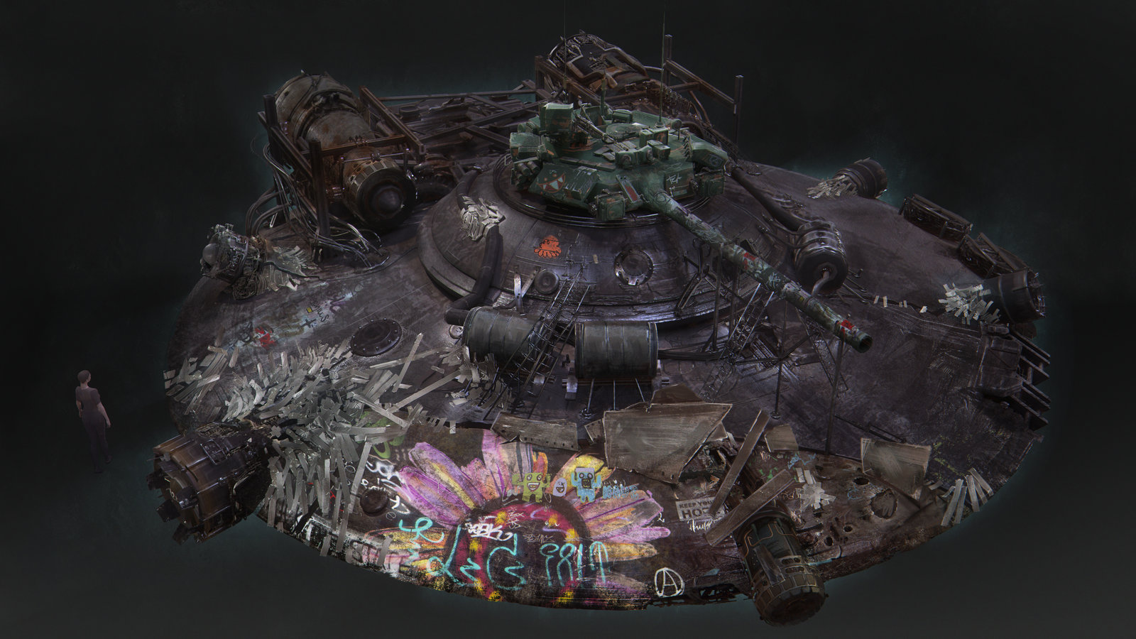 Iron Sky II:  Valkyrie