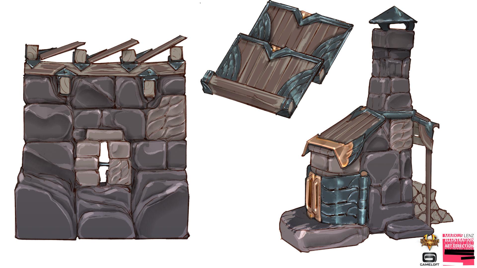 Markus lenz gameloft dh5 valenoutpost walls 04 ml