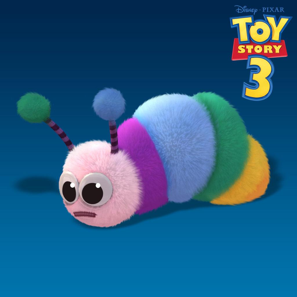 B allen caterpillar