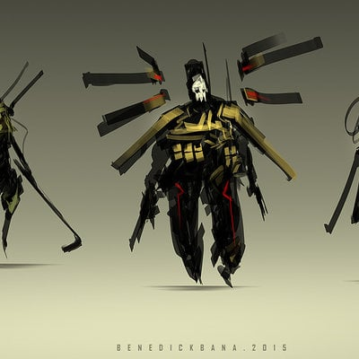 Benedick bana day of the dead troops