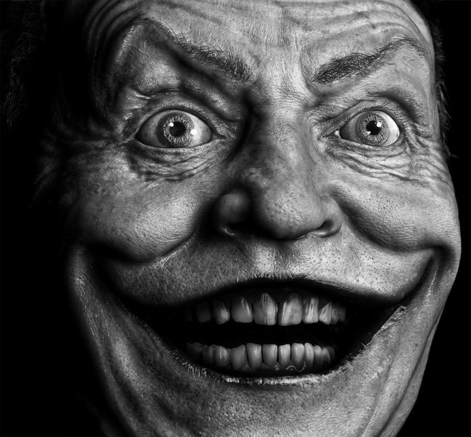 Pawel libiszewski joker print