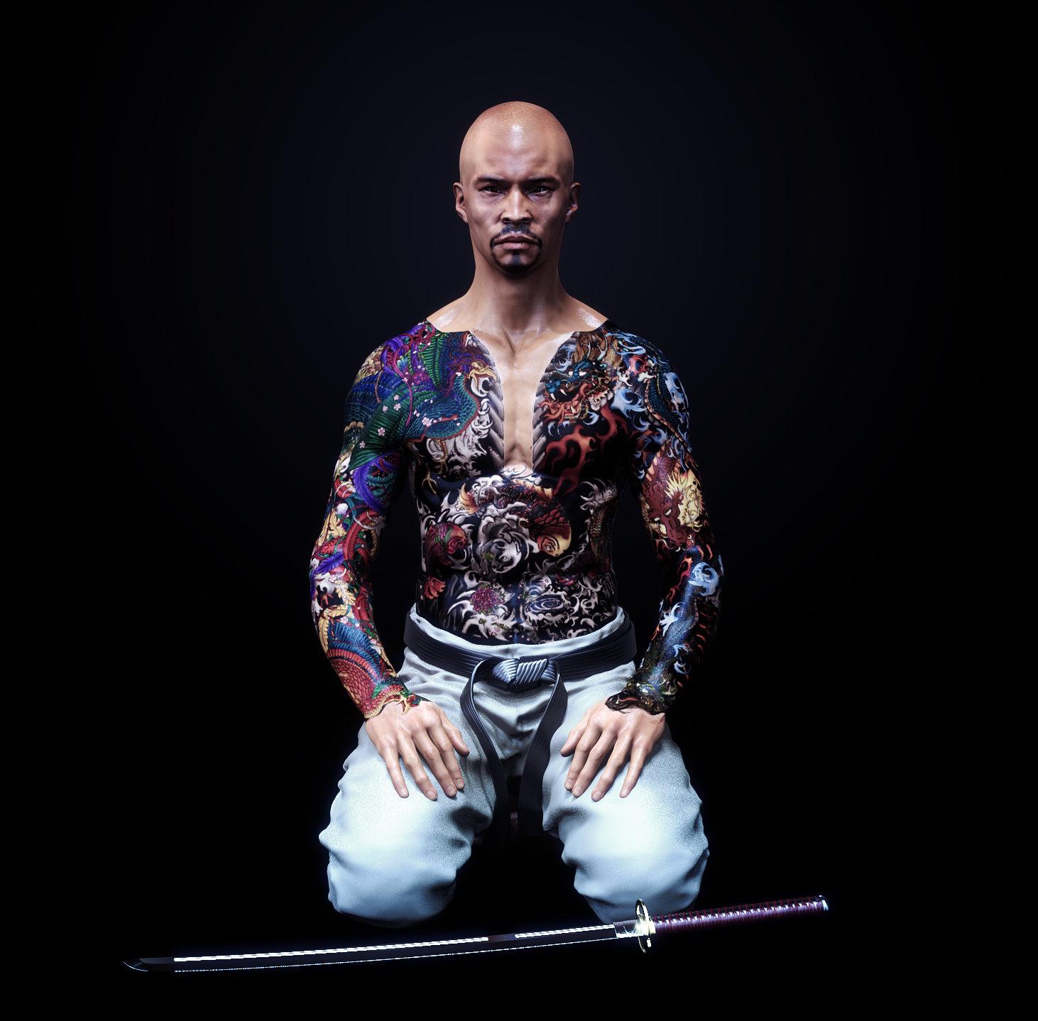Pawel libiszewski lowang meditation 01