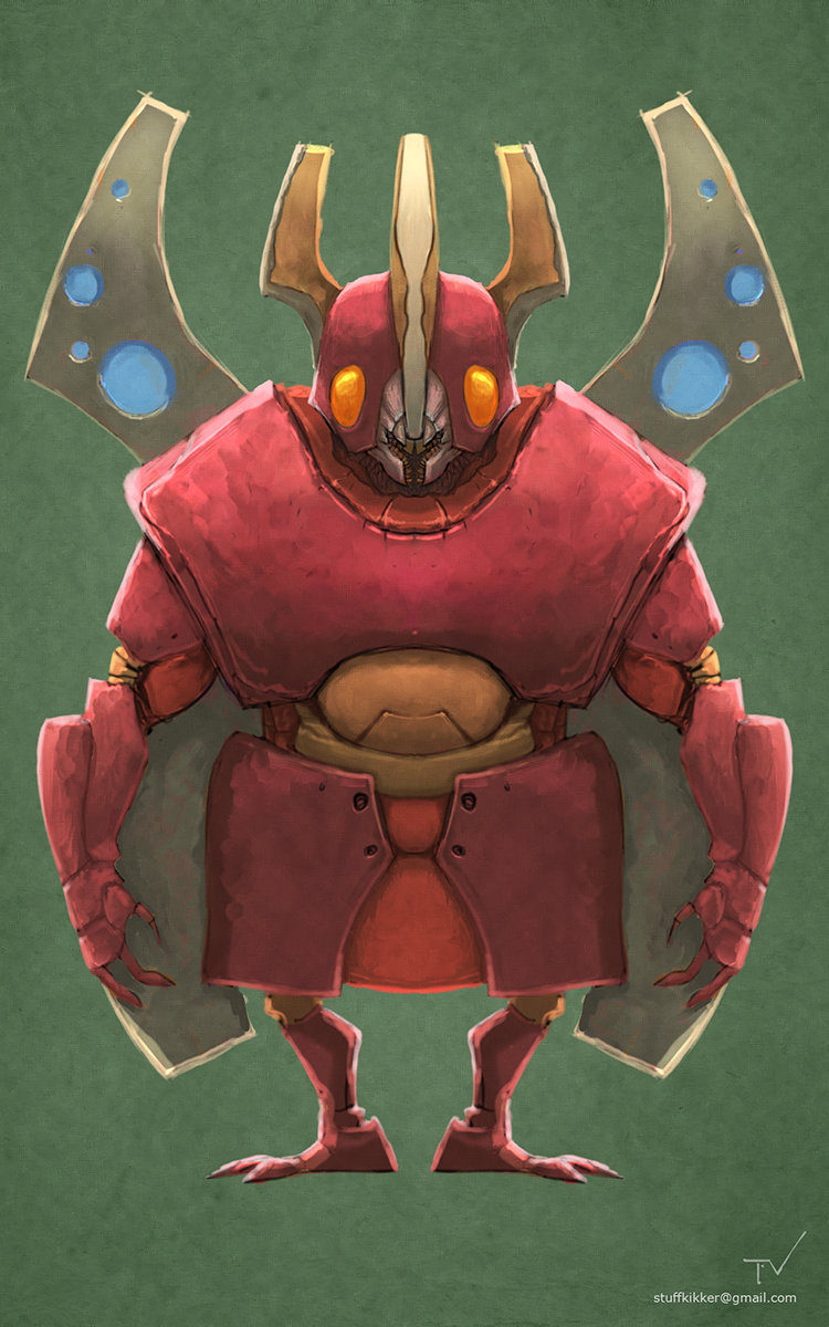 Thijs de vries beetlepaladin