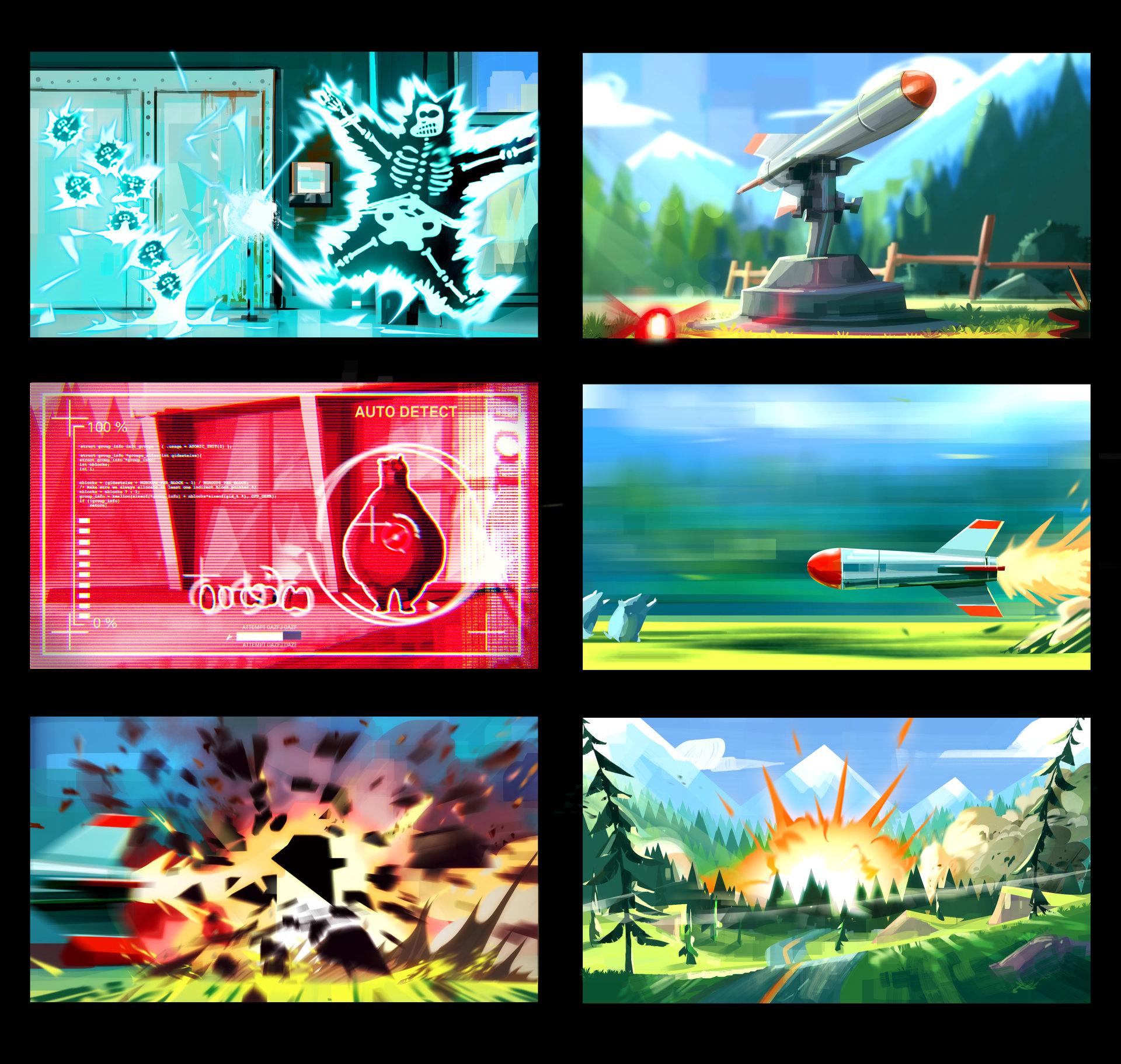 Clement dartigues color script episode 03