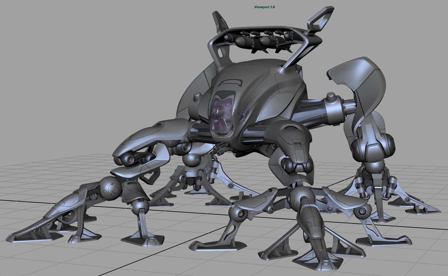 David letondor david letondor robot frog v3