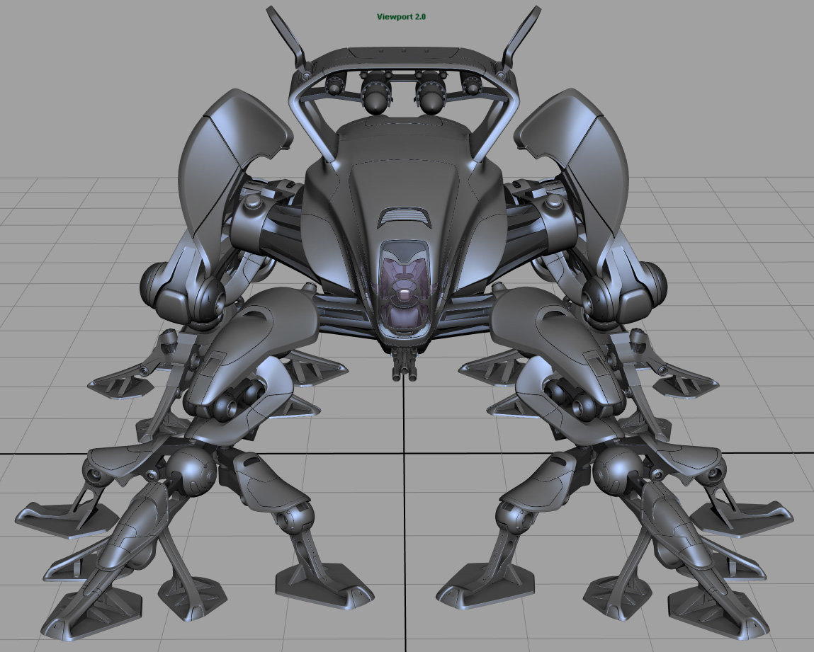 David letondor david letondor robot frog v6
