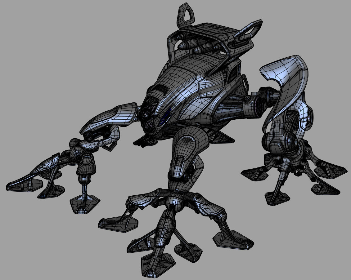 David letondor david letondor robot frog v26