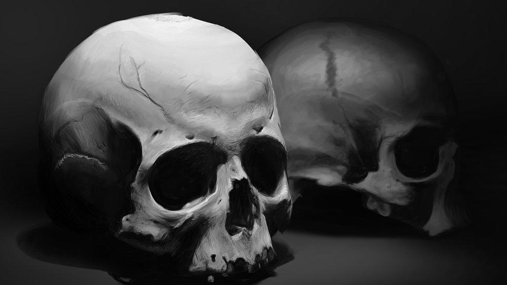 Tom bramall 09 01 14 skull2a