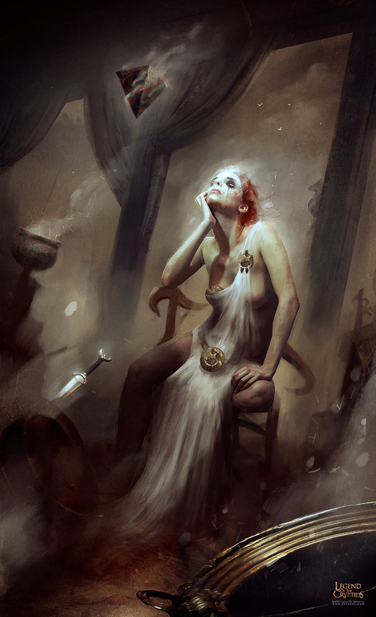 Bastien lecouffe deharme the fear perso