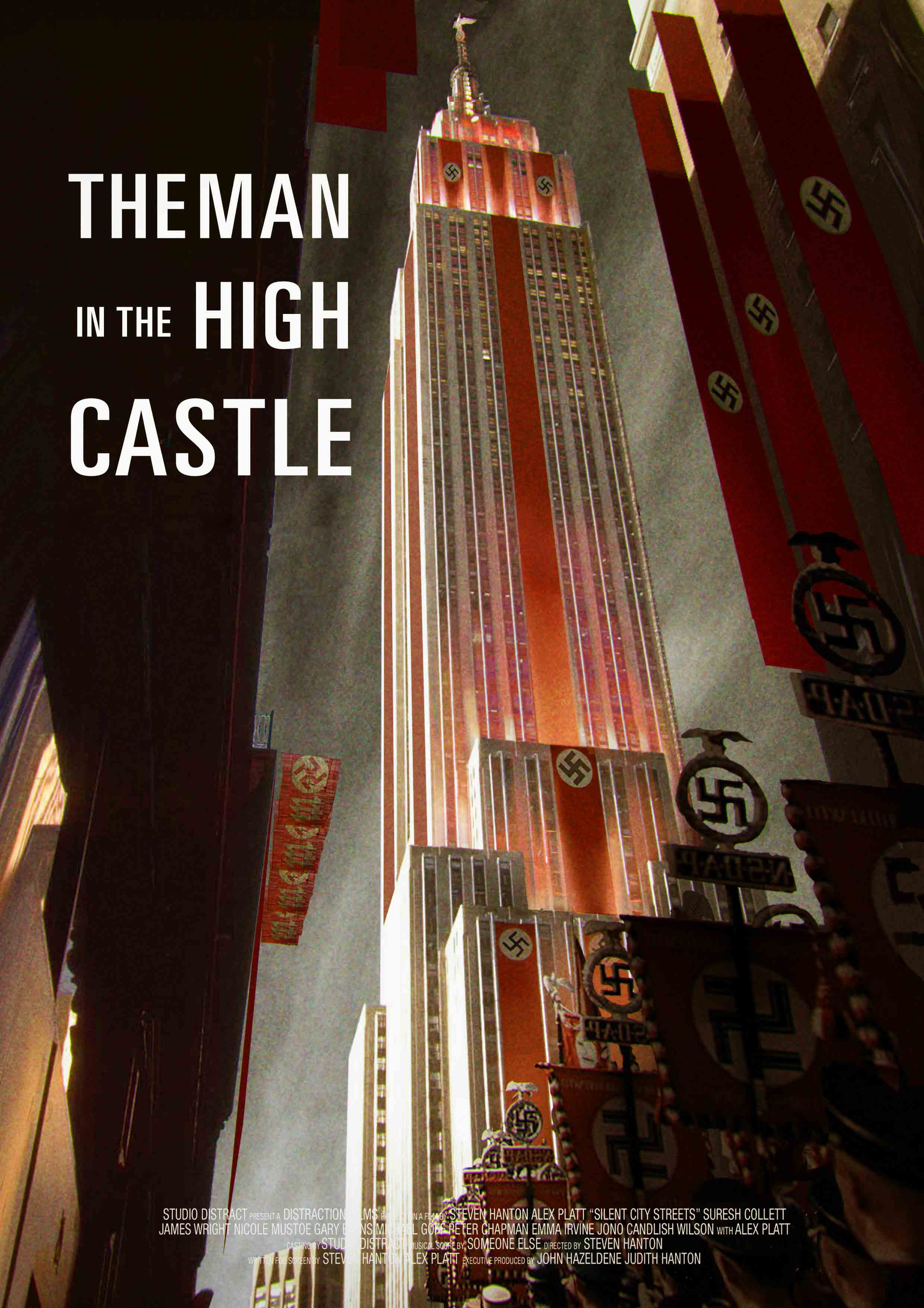 "Concept Art for ""The Man in the High Castle"""