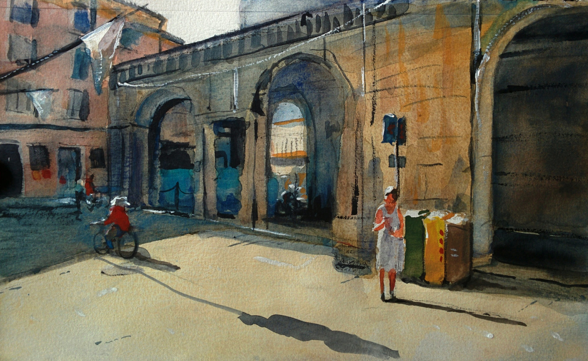 Paolo giandoso watercolor 04