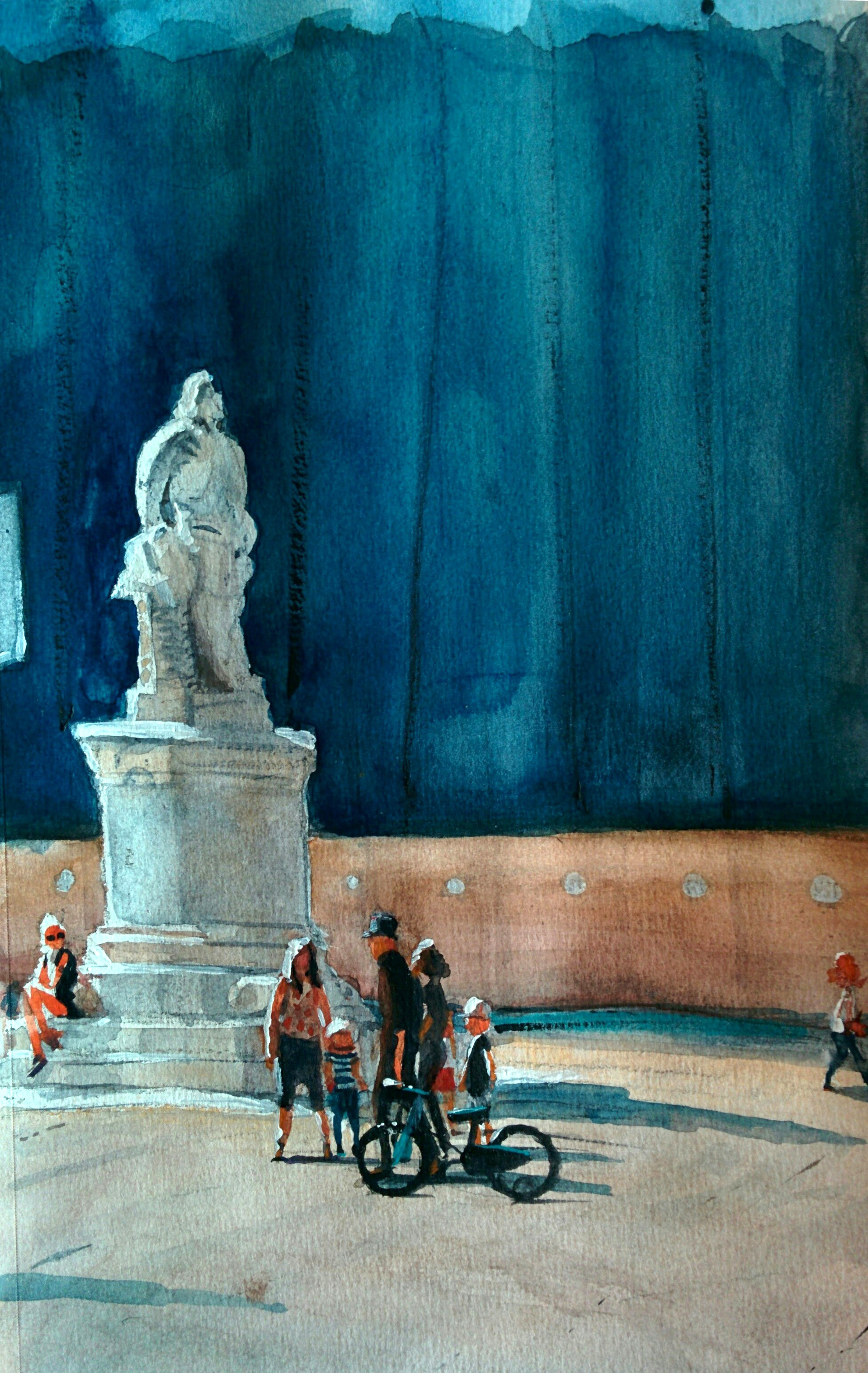 Paolo giandoso watercolor 05