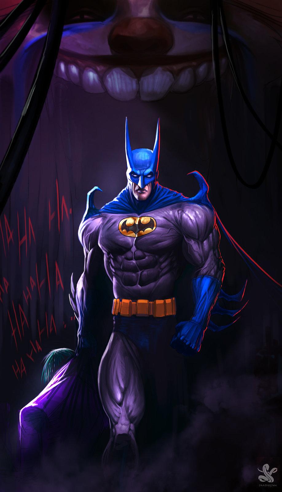 bat joke