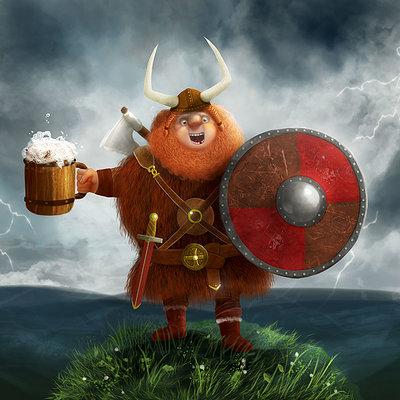 Alexander skachkov viking
