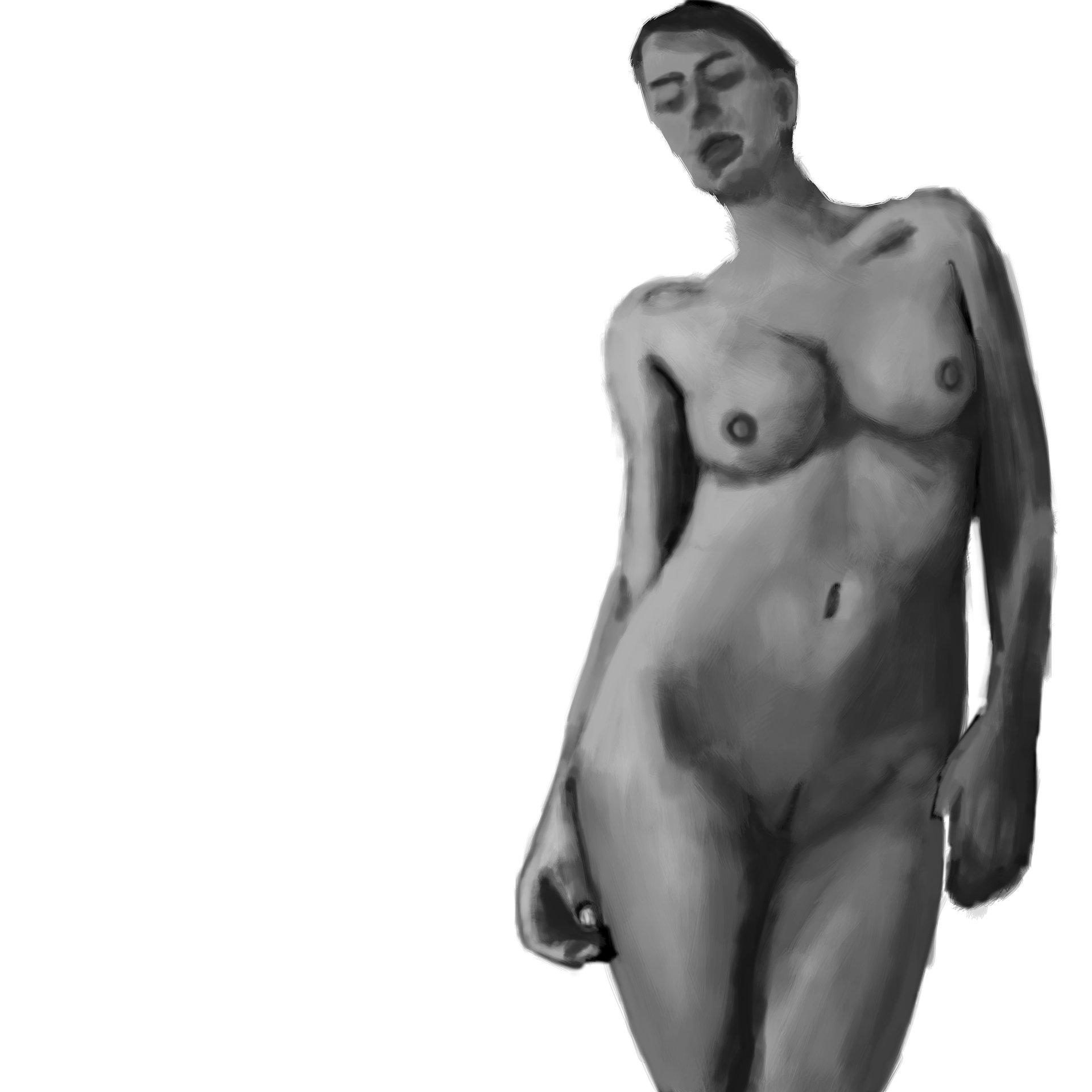Palo piktor anatomy study