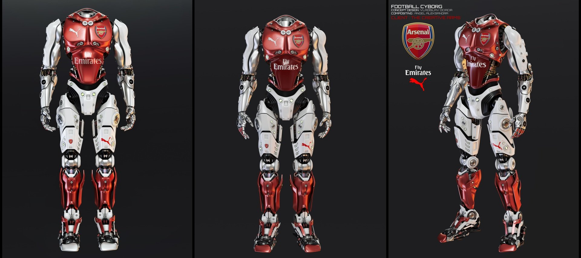 Vladislav ociacia football robot suit 4
