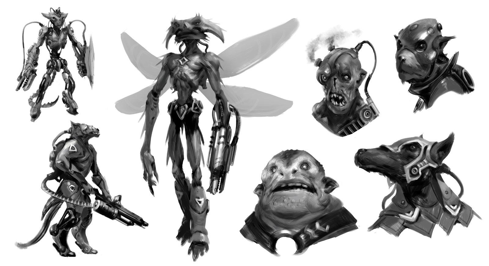 Miroslav petrov creatures02 1