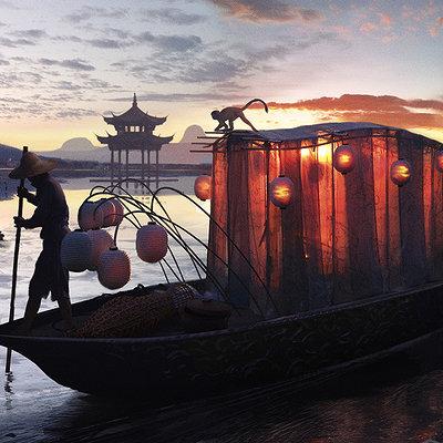 Lorenz hideyoshi ruwwe sunboat s