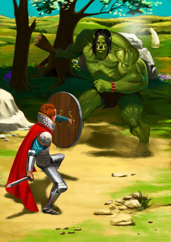 Thiago hellinger knight vs orc 8