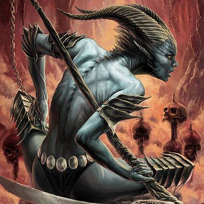 Miguel regodon harkness demoness reaper by miguelregodon d7i8728