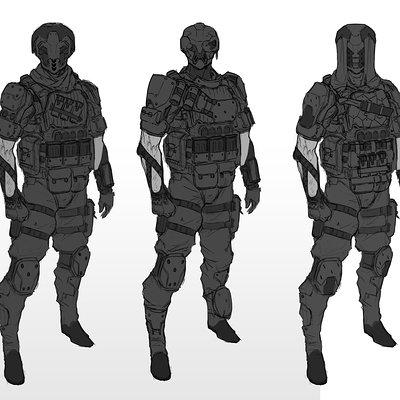 Nemanja stankovic rifle squad lineup