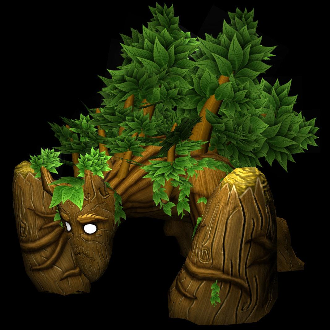Charles hansen lesser forest ancient 2