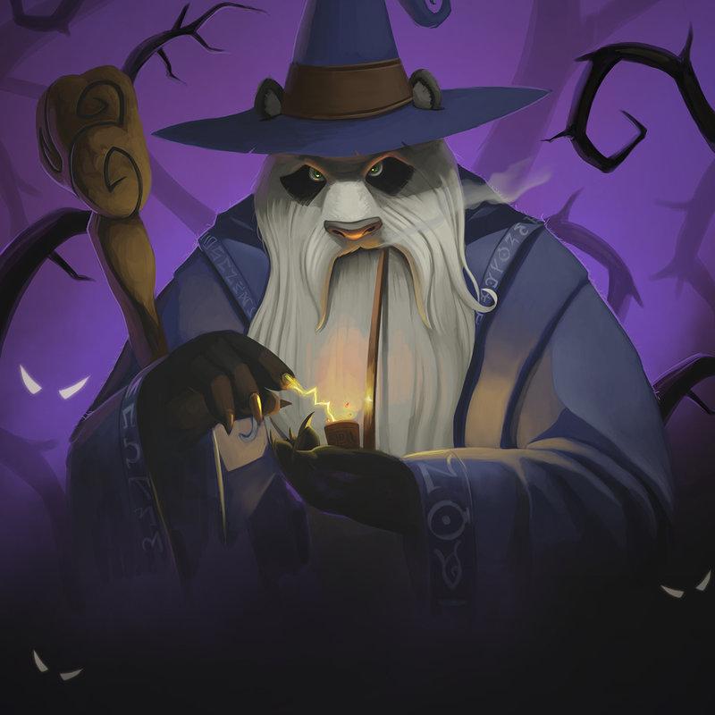 Pandalf - Monster Legends