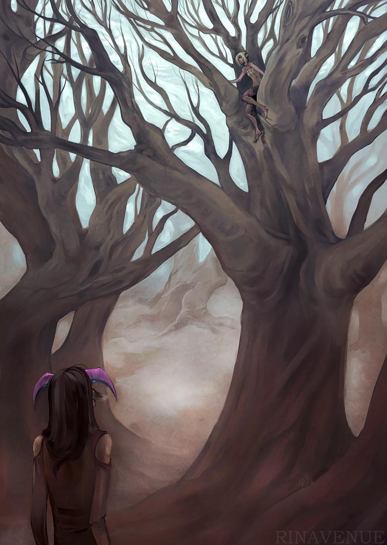 Erin murray orpheus forest flat