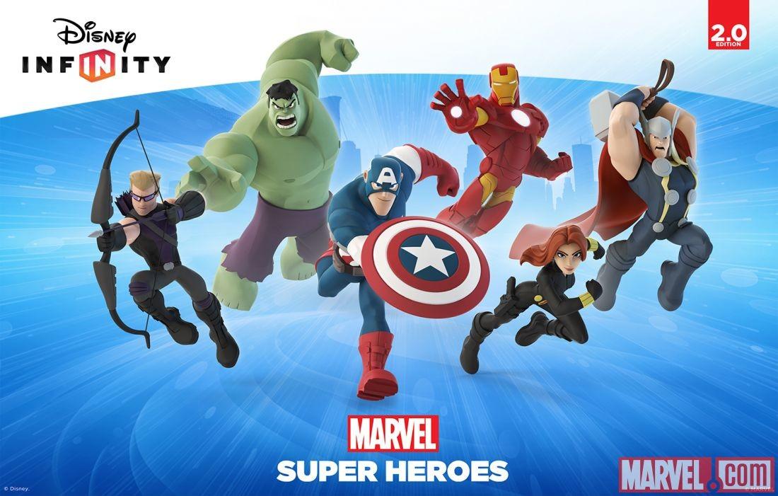 Hawkeye (IJacobs)  Hulk (IJacobs, BAllen, IMatar)  Captain (BAllen, IMatar)  Iron Man (CWright, MThorup)  BWidow (CWright)  Thor (BBolinder)