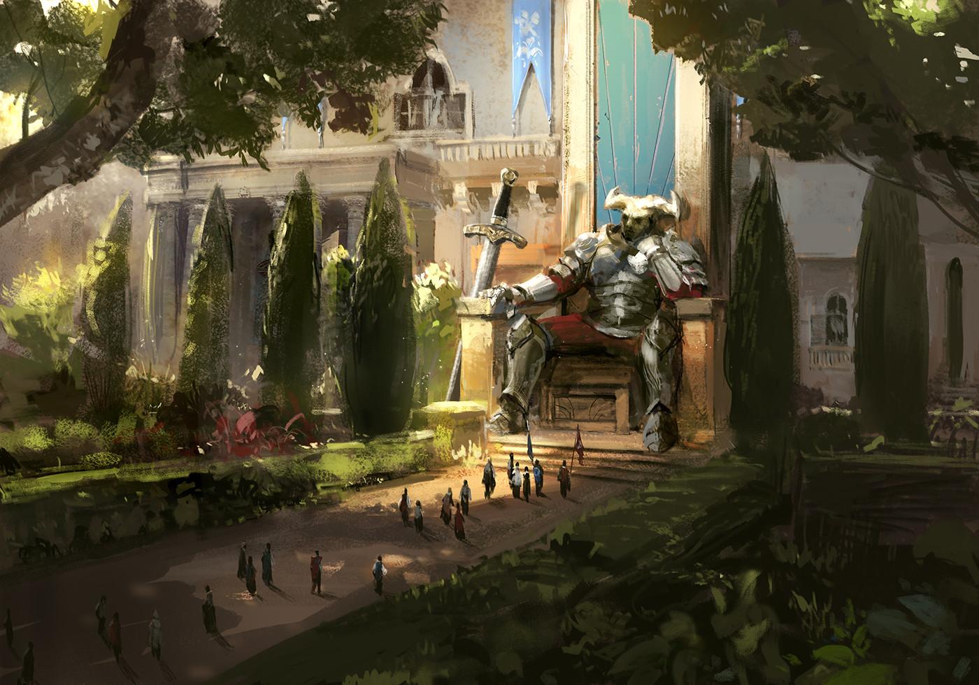 J.C Park - king\'s garden