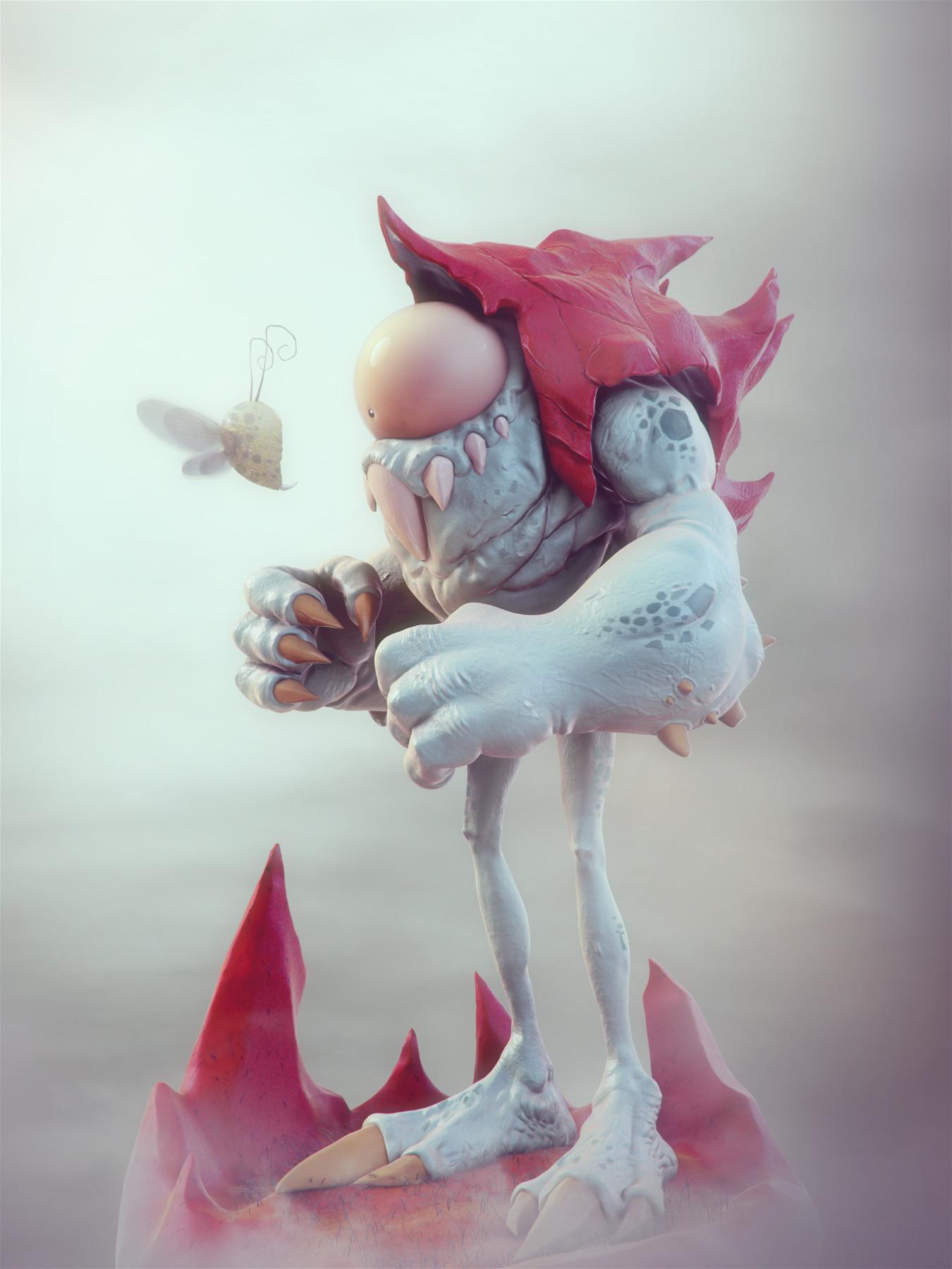 Rakan khamash final render creature 00000