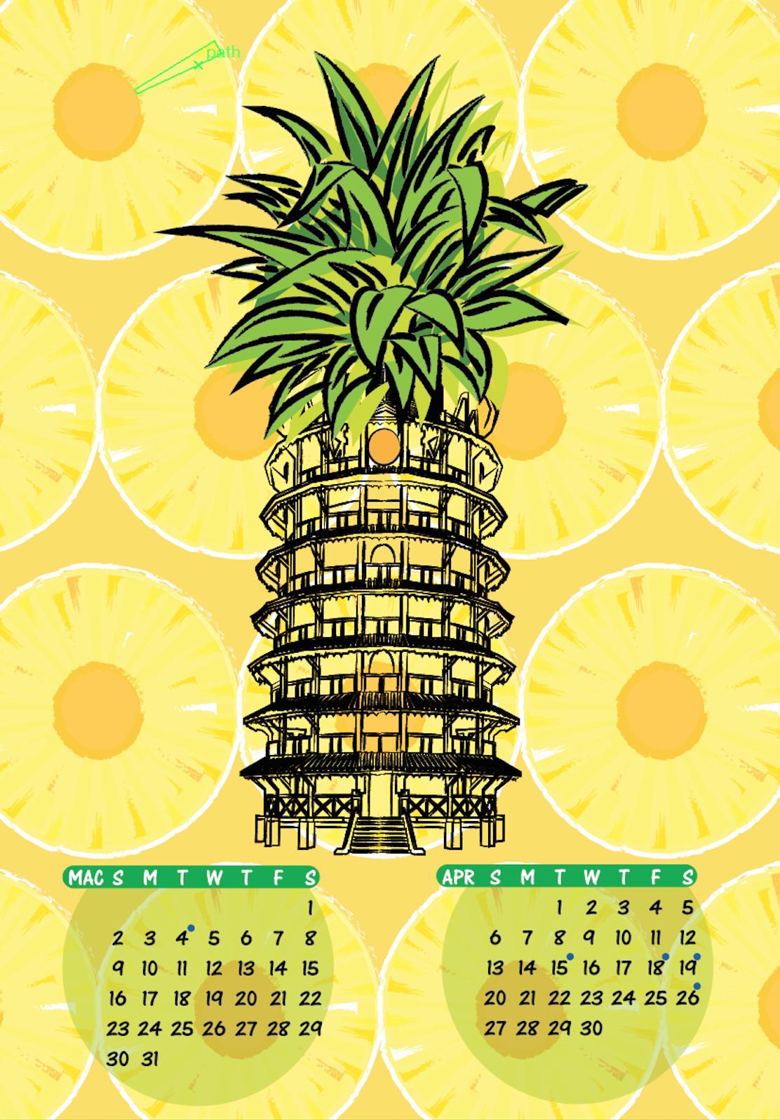 Leaning Tower of Teluk Intan (PERAK)