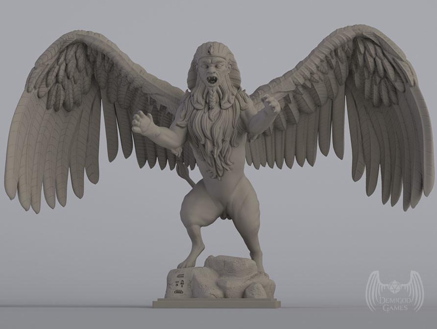 Alpha Sphinx