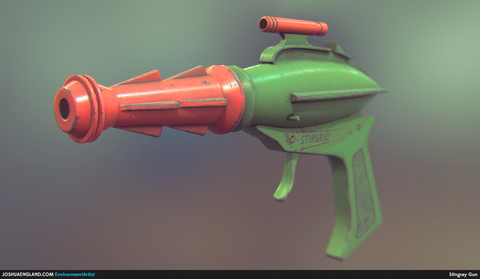 Stingray Gun Beauty