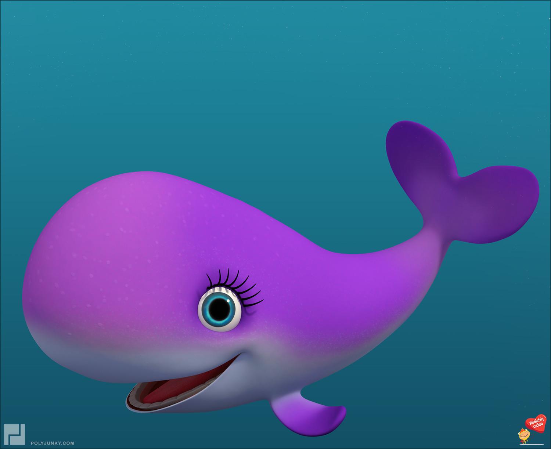 Gail the whale.