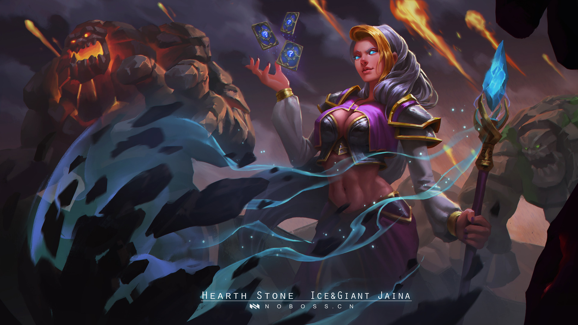 Jaina proudmoore desnuda fucked galleries