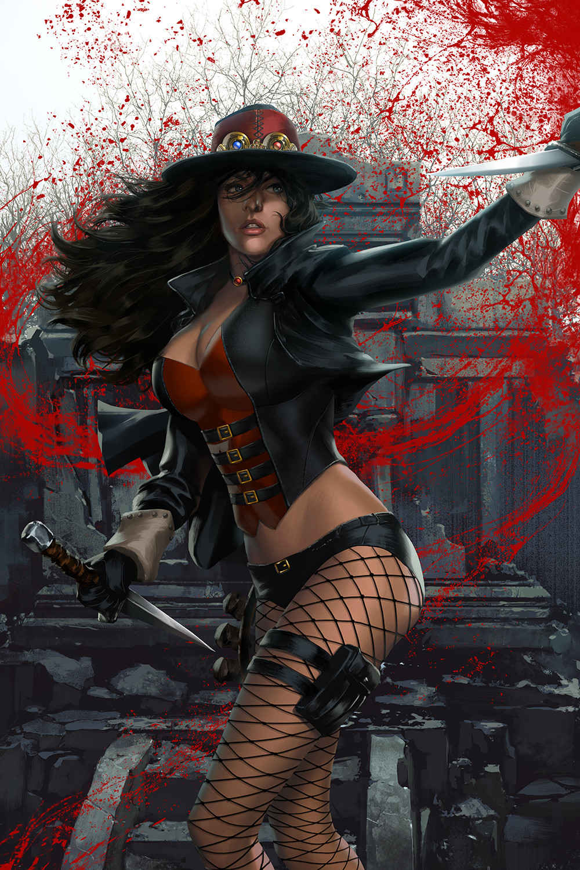 Van Helsing v. Dracula #1