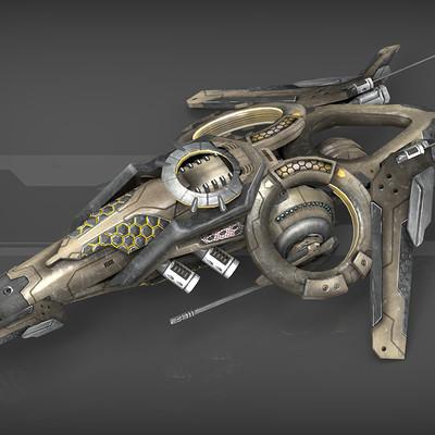 Igor puskaric drone v2 scifi