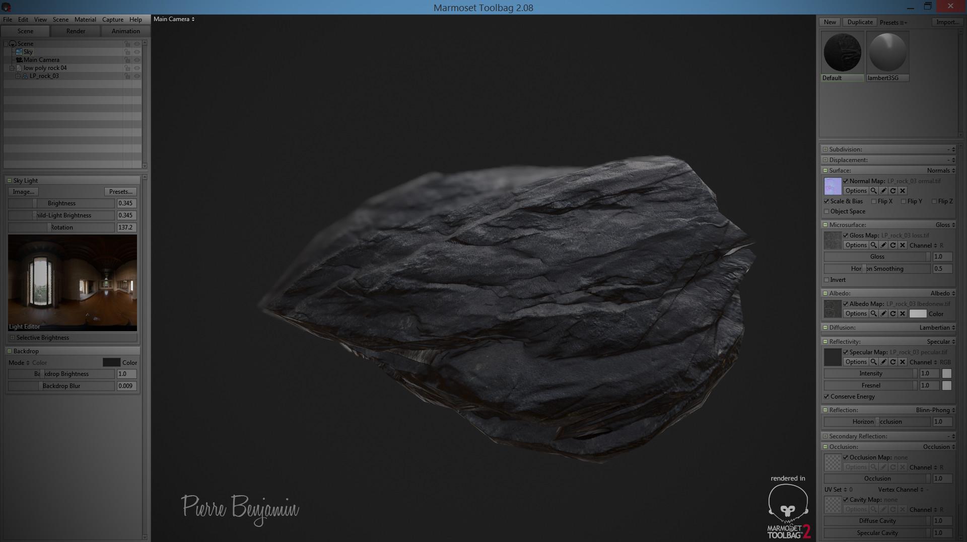 Pierre benjamin rock newer 002