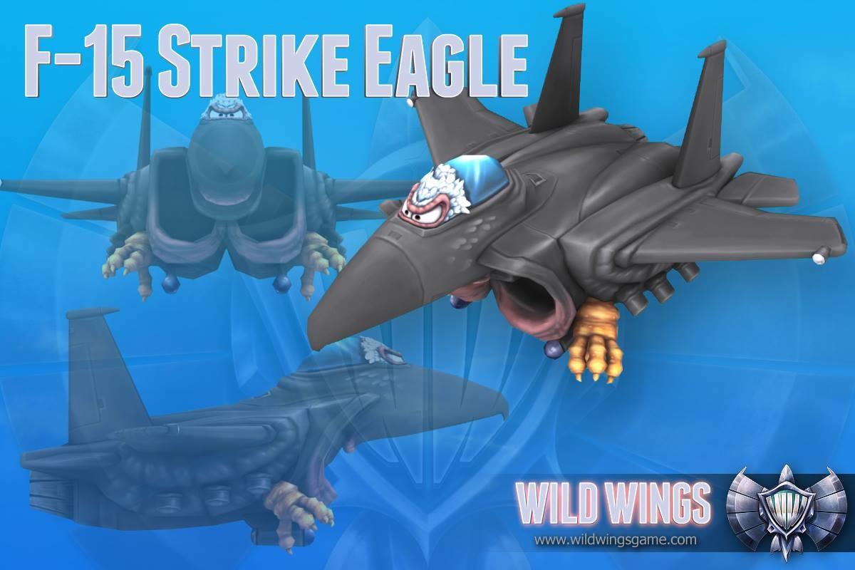 F-15 Wildwings