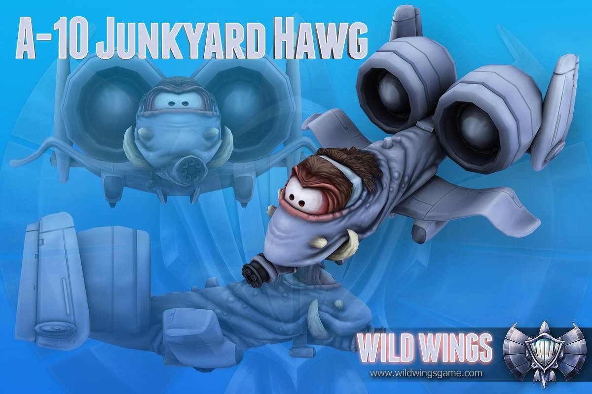 A-10 Wildwings edition